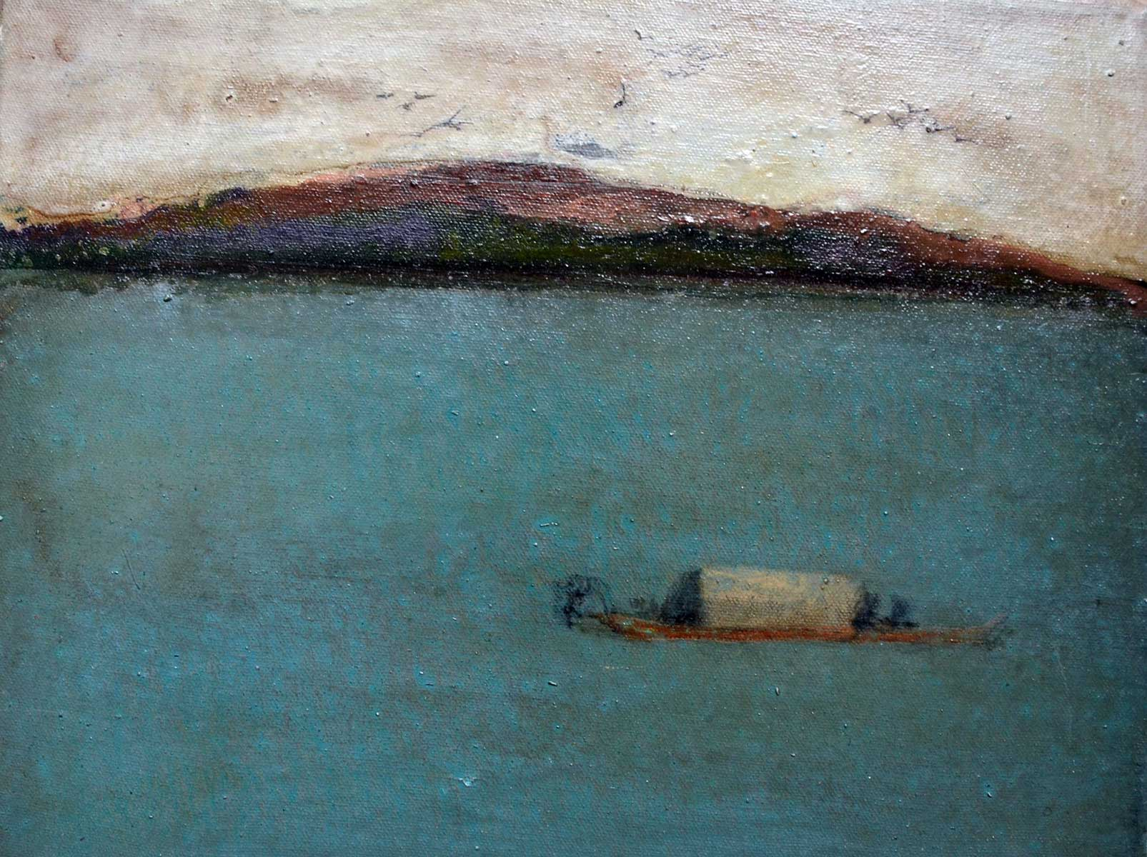 paysage Corinne Tichadou artiste peintre Bézier tableaux peinture art contemporain